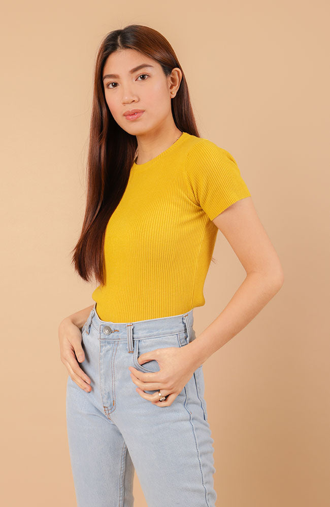 Shera Knit Top