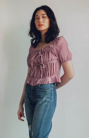Martha Top (color option)