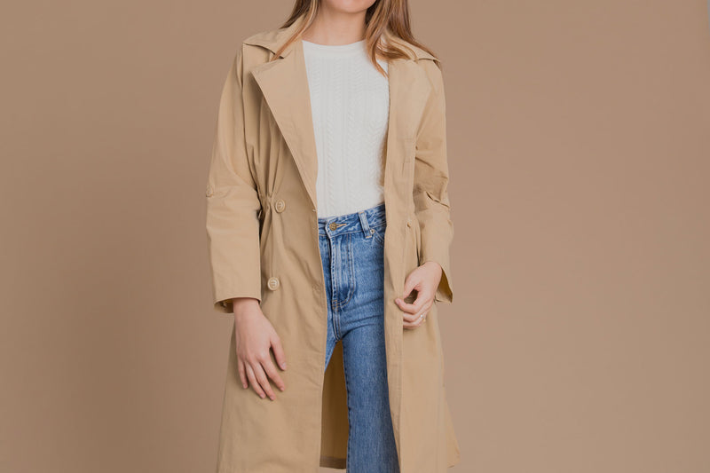 Lucille Trench Coat