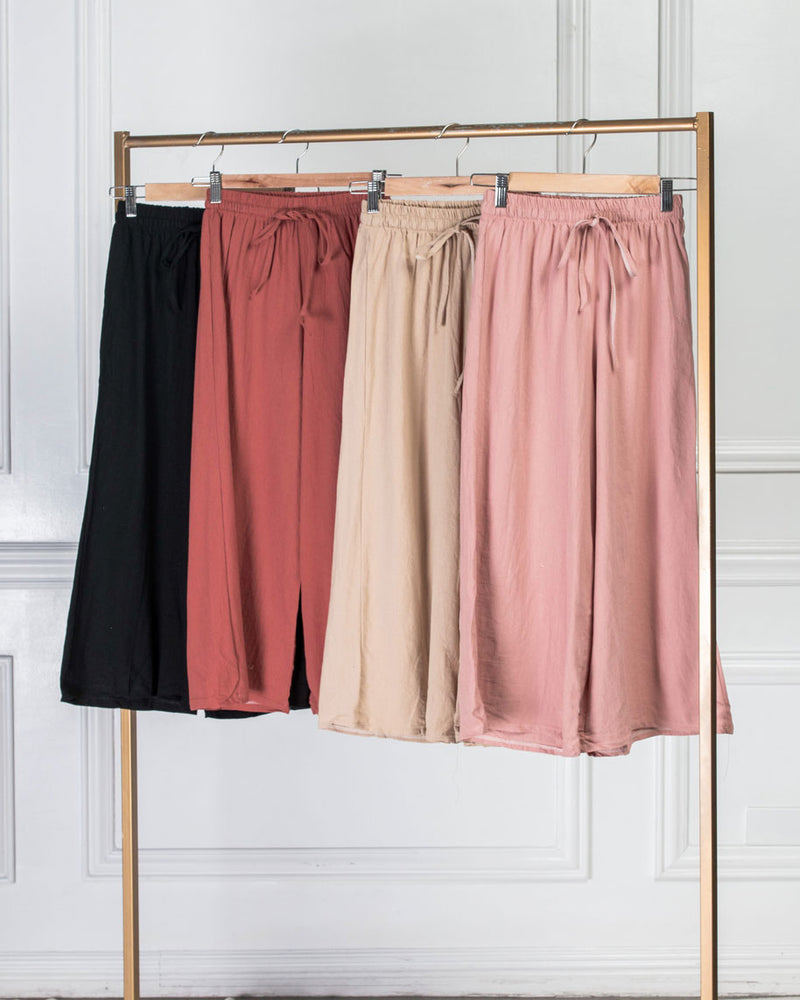 Max Linen Trousers