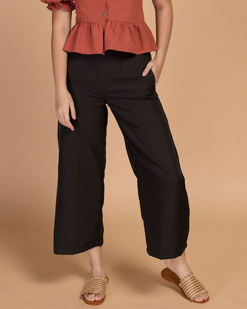 Emma Wide Leg Pants