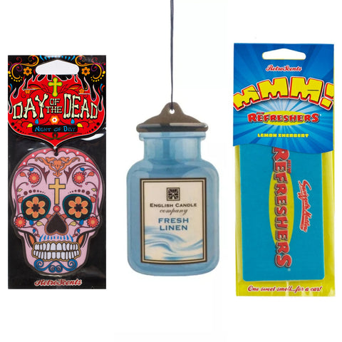Pack of 3 Air Freshener's