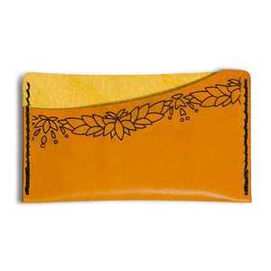 Garden Gable Card Wallet