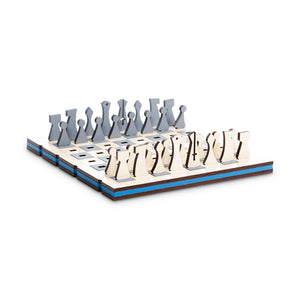 Traveler's Flat Pack Chess Set