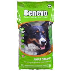 Benevo Organic Dog Food
