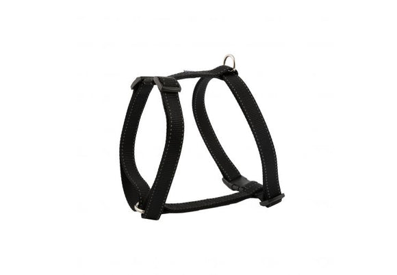 Ancol Nylon Harness Black