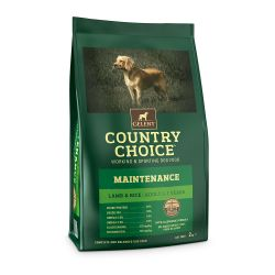 Gelert Country Choice Maintenance Lamb & Rice