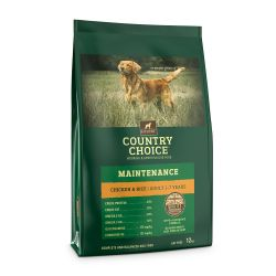 Gelert Country Choice Maintenance Chicken & Rice