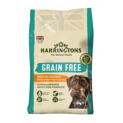 Harringtons Grain Free Hypoallergenic Chicken