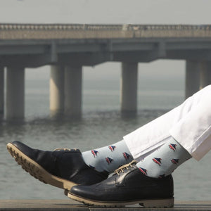Boat Nautical socks for men