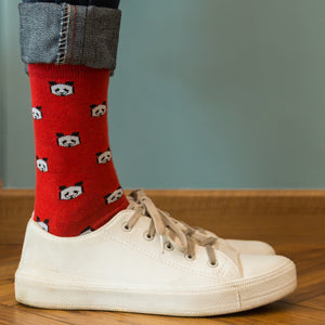 Animal Crew Socks for men
