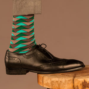 Stripes, Polka, Dot socks for men