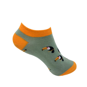 Tropical State Of Mind Socks For Women
