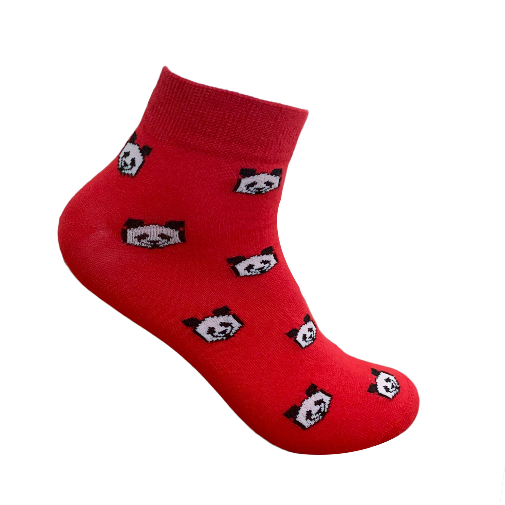 Panda Express Ankle Socks For Men