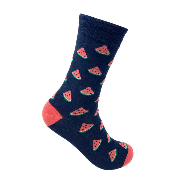 One In A Melon Socks For Men