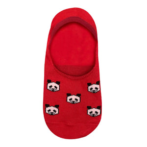 Panda No Show Socks For Men