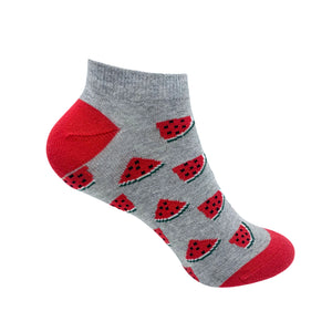 What-A-Melon Socks For Women