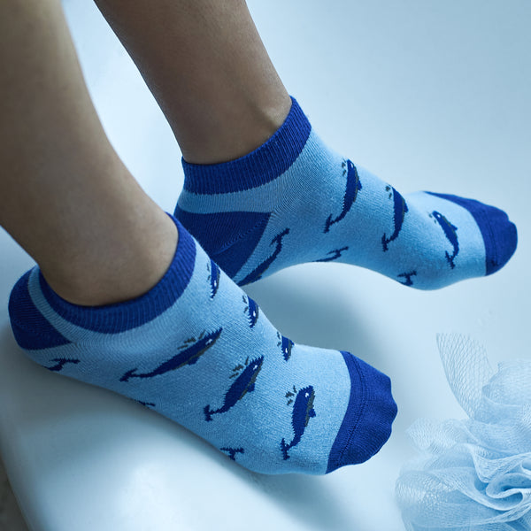 Oh Whale Socks for Women