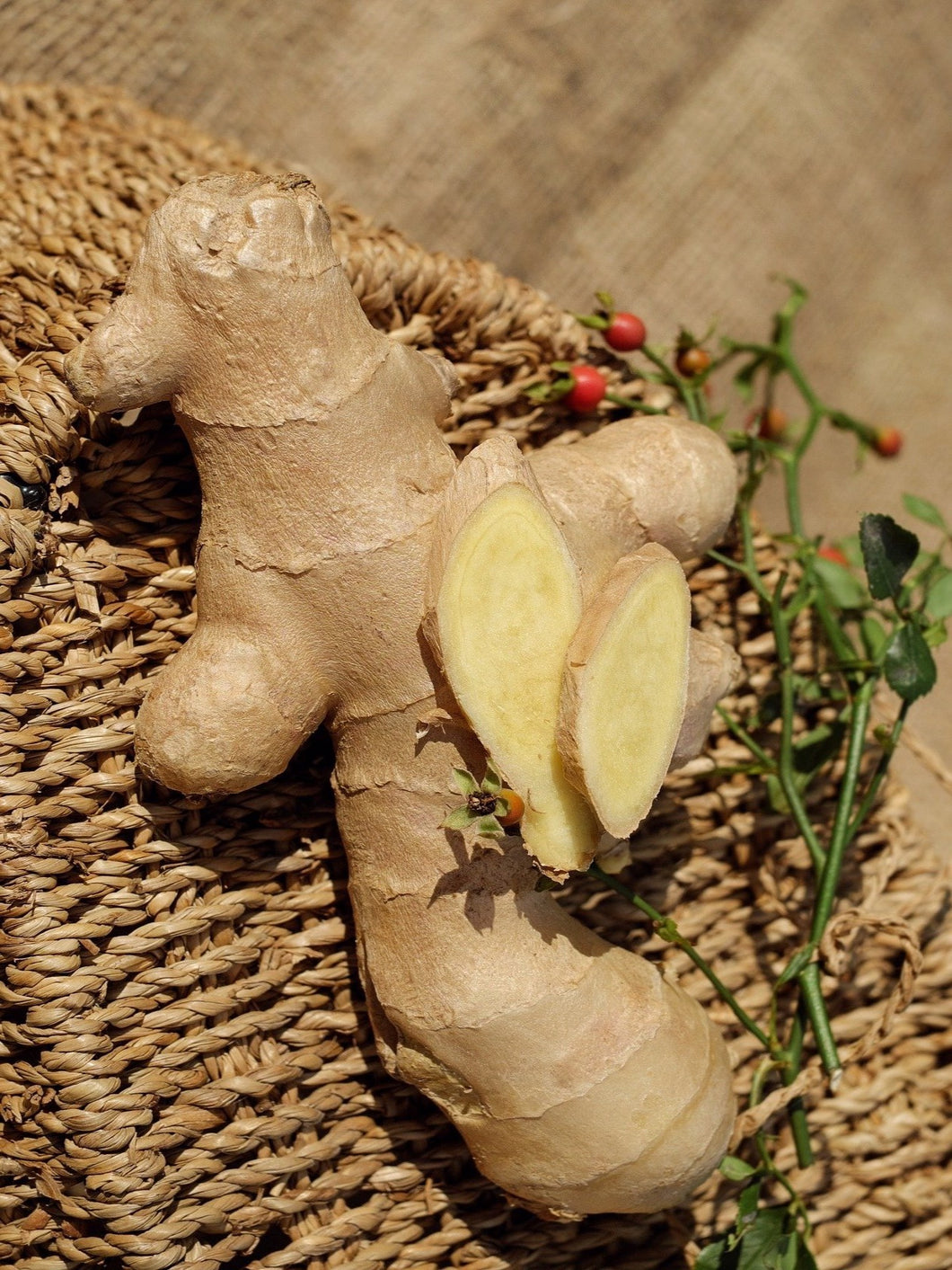 Ginger Patchouli