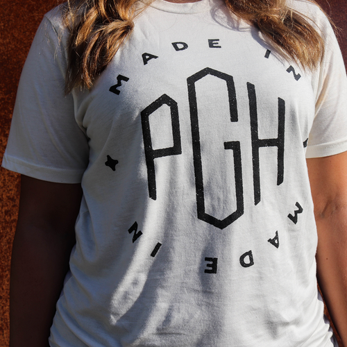 Made in PGH / planetHEMP Collab - Hemp Short Sleeve T-Shirt