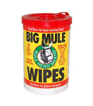 Big Mule Wipes