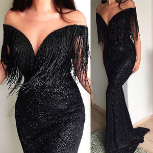 Sexy V-Neck Sleeveless Slim   Dress