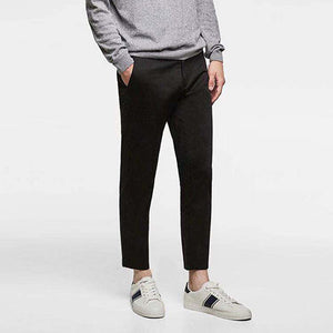 Simple And Versatile Slim Casual Pants
