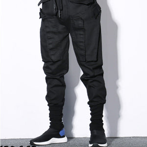 Individuality Slim Thin Section Tooling Pants