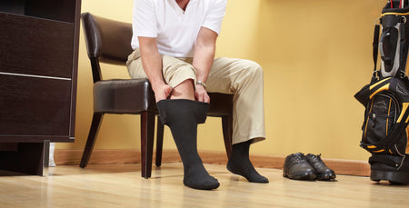 Compression Stockings For Large Legs