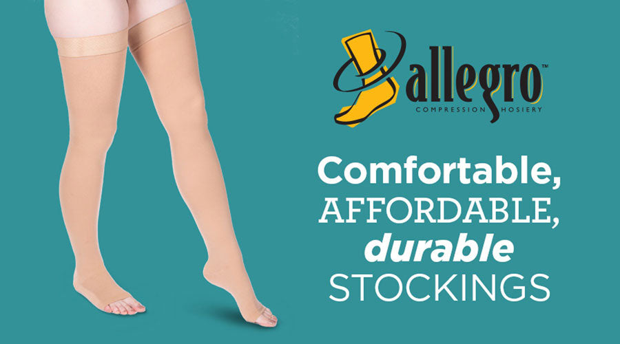 Allegro Affordable Compression Socks and Stockings