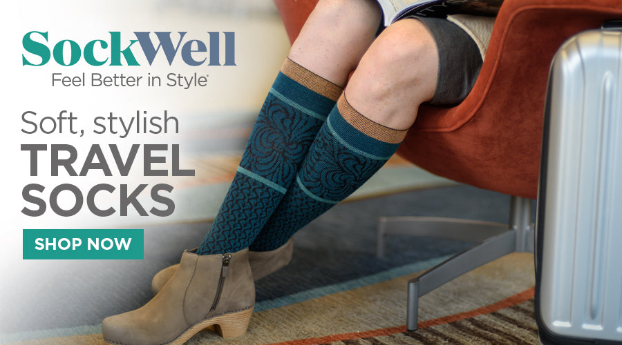 Sockwell Wool Compression Socks