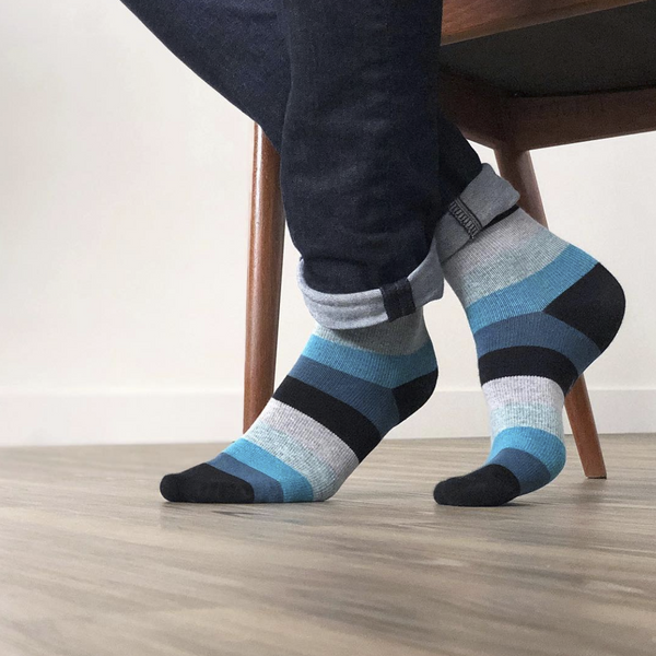 Top and Derby Cotton Socks