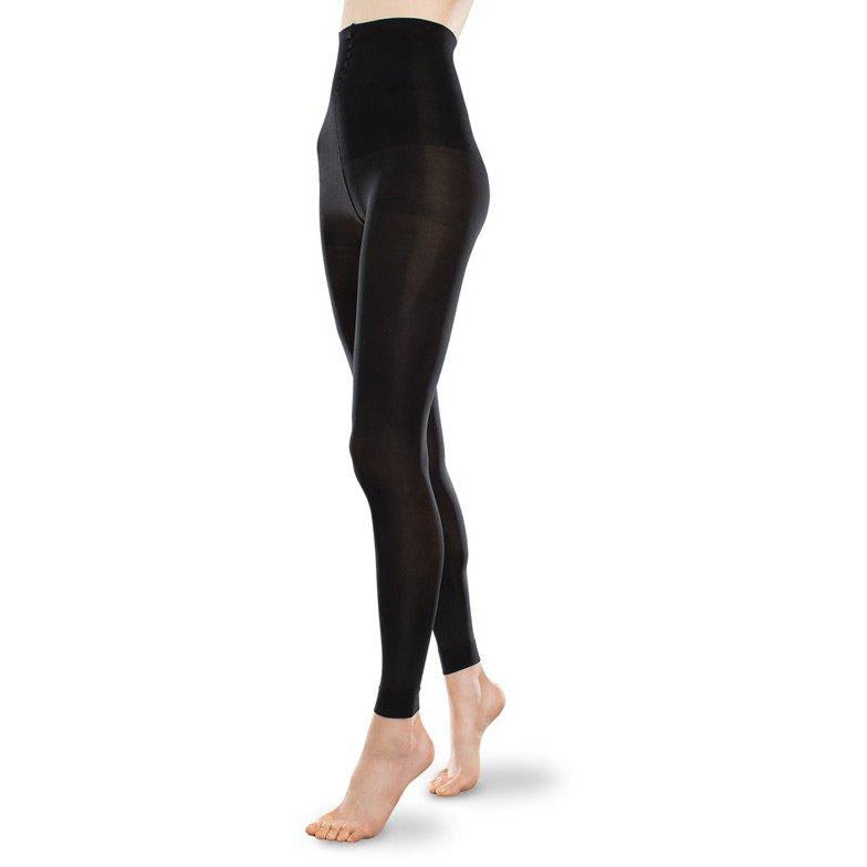 56fd8d746b Therafirm Footless Opaque Light Support Tights 10-15mmHg — BrightLife Direct
