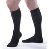 Allegro Essential - Unisex Cotton Compression Sock 15-20mmHg - # 107, Black