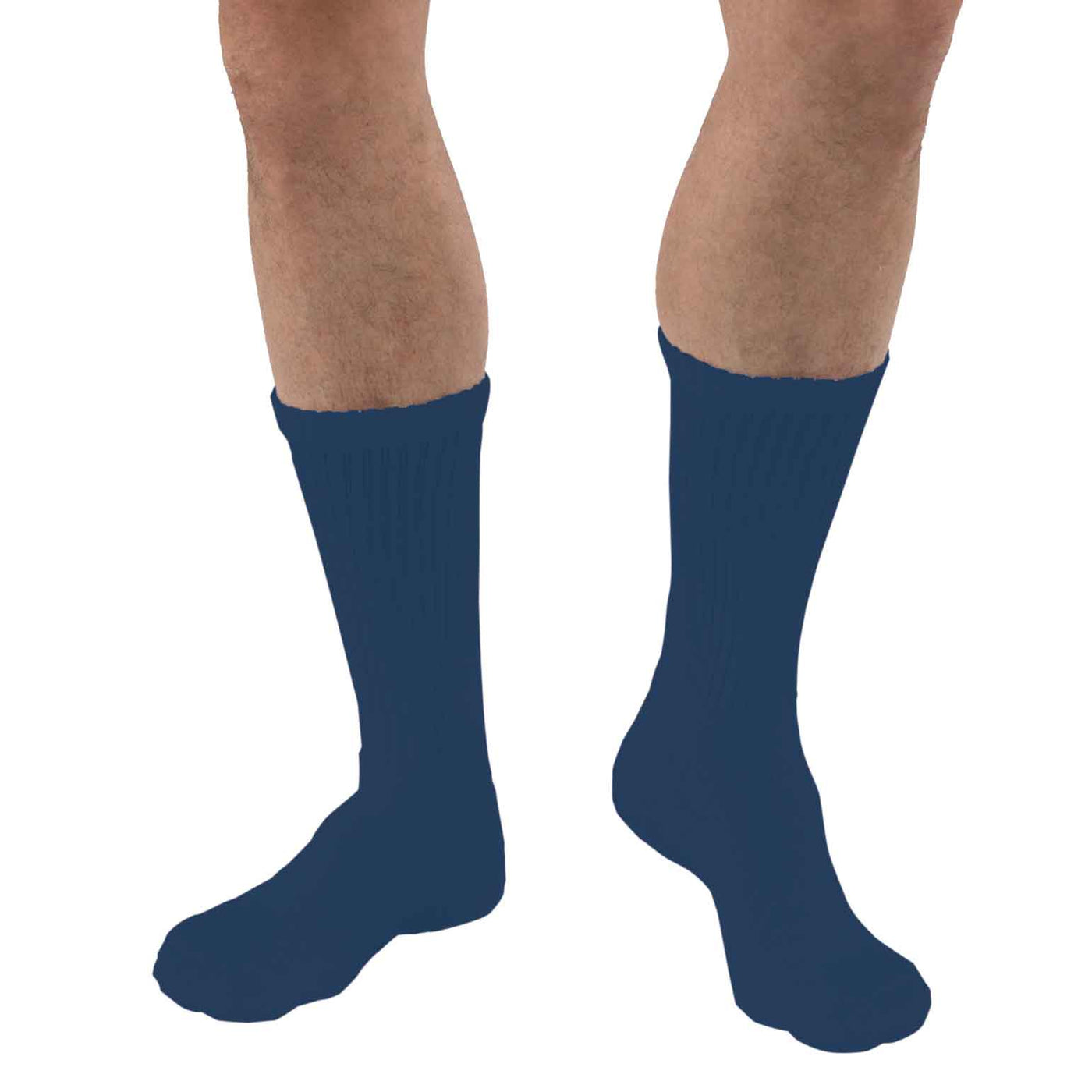 91392cdc8a1 Jobst Sensifoot Diabetic Crew Sock Light Compression 8-15mmHg ...