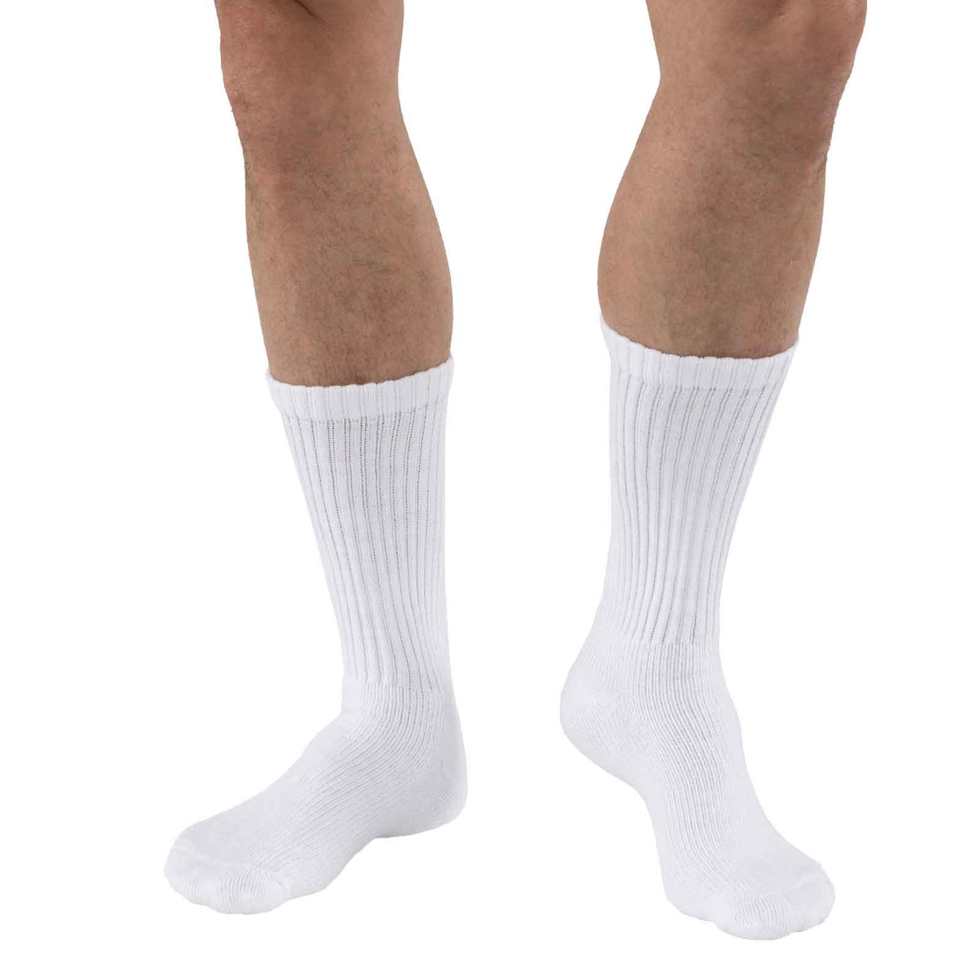 cc67ab2657e Jobst Sensifoot Diabetic Crew Sock Light Compression 8-15mmHg — BrightLife  Direct