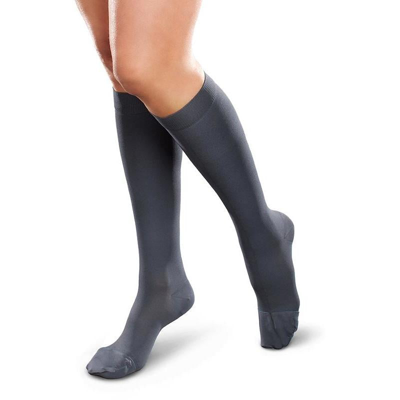 fa6a5b3d24191 EASE Opaque Women's Compression Knee High 20-30 mmHg — BrightLife Direct