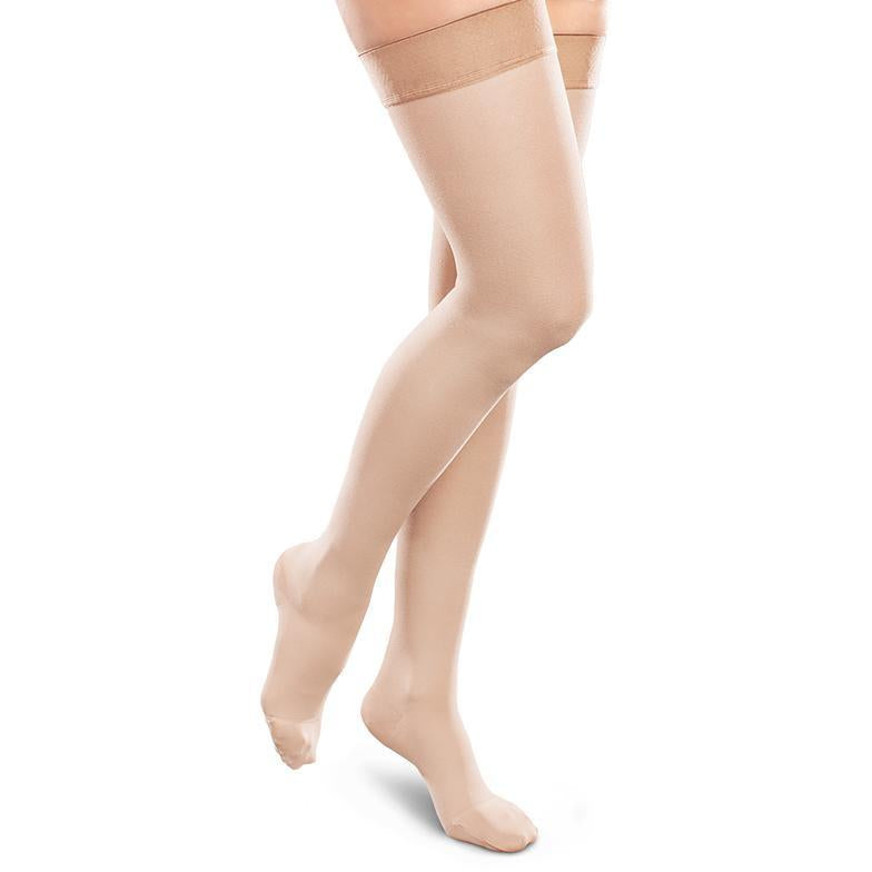 c2f099ee5bf3f EASE Opaque Women's Thigh High 20-30 mmHg — BrightLife Direct