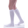 Allegro Premium Women's Ribbed Dress Sock 8-15mmHg - #249