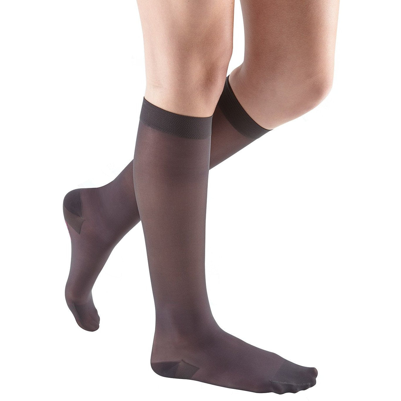 375d449460 Mediven Sheer and Soft X-Firm Compression Knee High 30-40mmHg ...