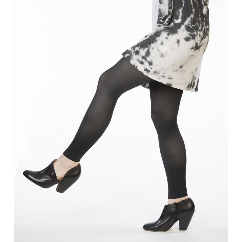 caeabc98867 Allegro opaque footless tights 15-20mmHg — BrightLife Direct