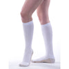 Allegro Athletic Copper Support Socks 15-20mmHg - #95, White, Women