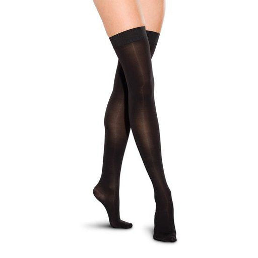 Therafirm Knee Highs - Firm 30-40mmHg