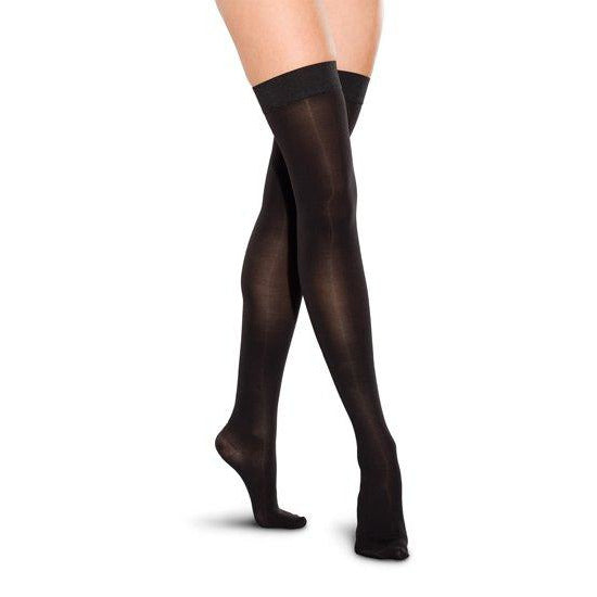24f340486 Therafirm Support Thigh Highs - Firm 30-40mmHg — BrightLife Direct