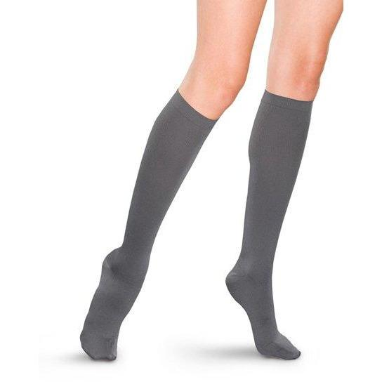 0e263f9c87 Women's Light Support Trouser Sock by Therafirm — BrightLife Direct