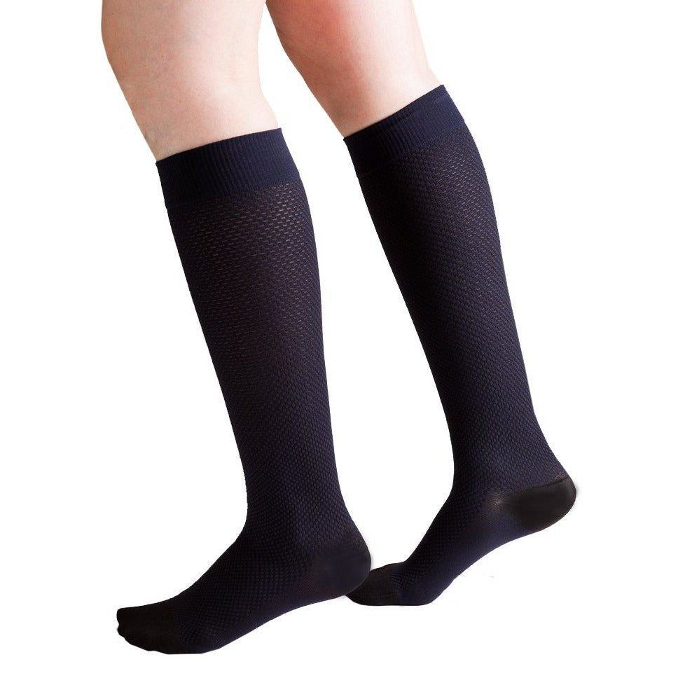 044ae673e7a VenaCouture Women  8217 s Carbon Centric Compression Socks 15-20 mmHg — BrightLife  Direct