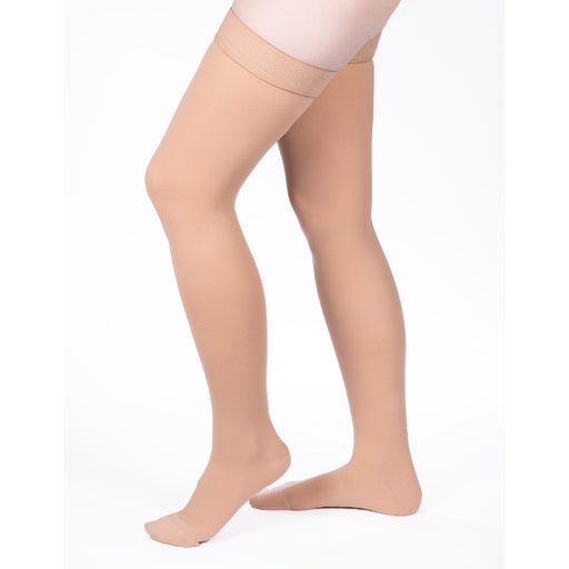 b3e8a0313 Allegro Surgical Thigh High 20-30mmHg - #207/213. Allegro Surgical Weight Compression  thigh highs for men and women ...