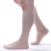 Beige Allegro Cotton Socks #113