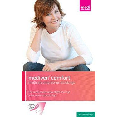 Medi Comfort Knee Highs 30-40mmHg - Wide Calf