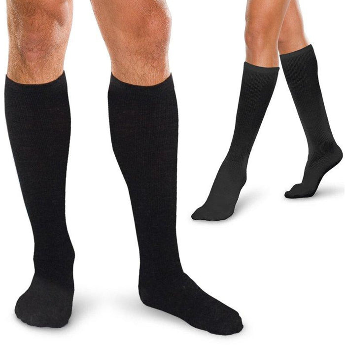 Therafirm Core-Spun Support Socks 10-15mmHg